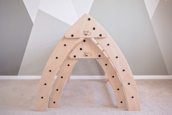 Pikler Arches fit in between each other