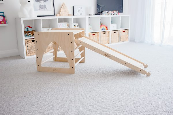 Montessori play equipment for toddlers