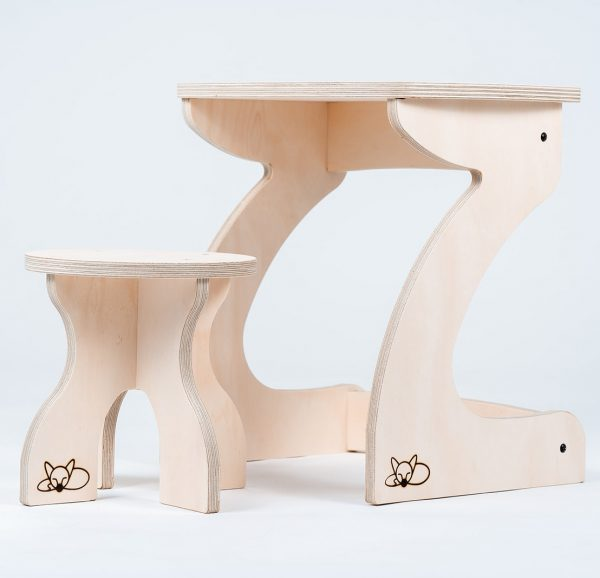 Little Learner table and chairs for children