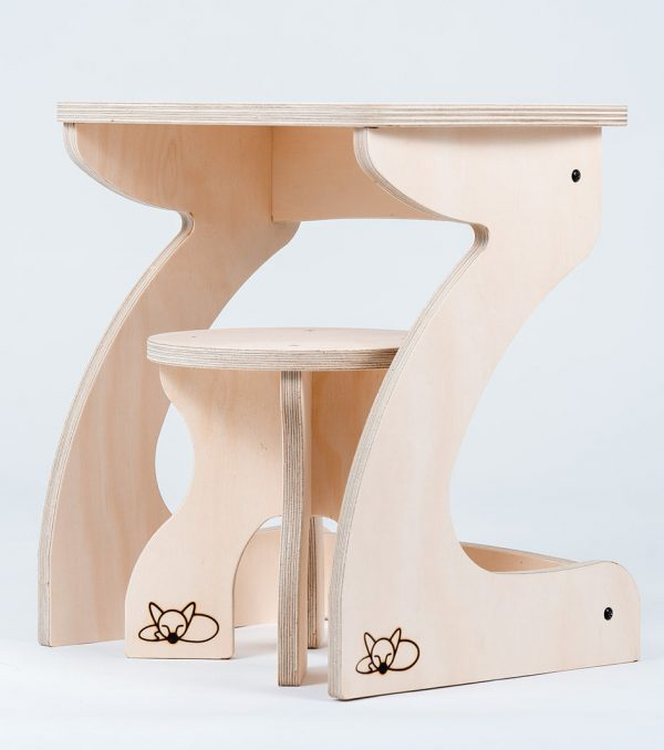 Little Learner table and chair for one child