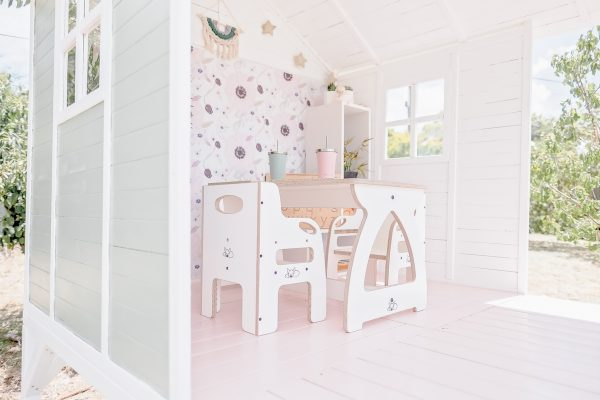 Activity Table and chair for children